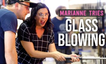 So How Hard is Glass Blowing Anyway? – HGTV Handmade